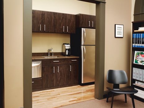 Commercial Cabinetry Example 4