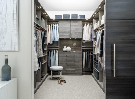 Interiors - Closet