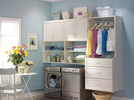 Interiors - Laundry Room