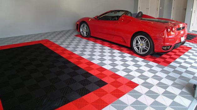 Trax Floor Tile Example 1