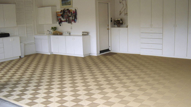Trax Floor Tile Example 2