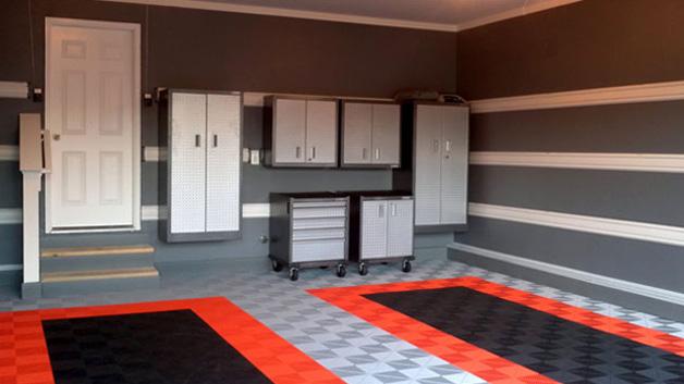 Trax Floor Tile Example 4