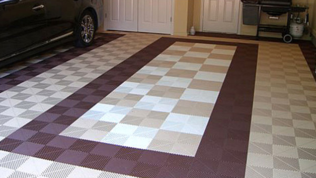 Trax Floor Tile Example 5