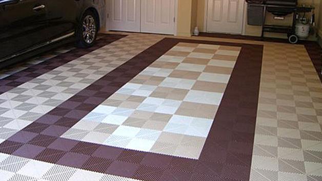 Trax Floor Tile Example 5