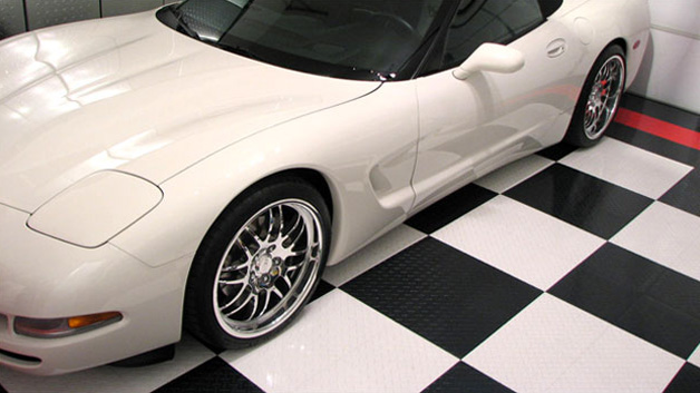 Trax Floor Tile Example 6