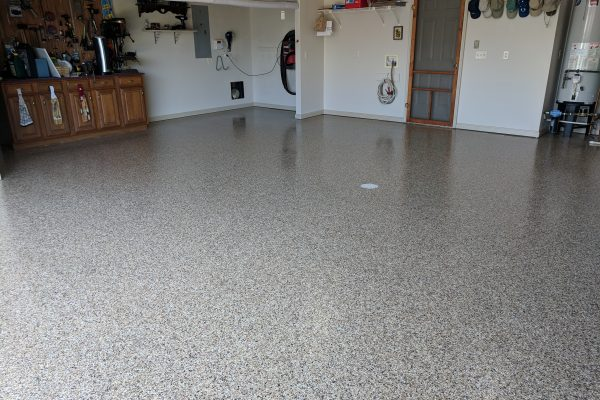 Garage Flooring And Coatings Better Organized Garages